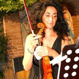 Doriana Bellani, una lodigiana all'Ariston