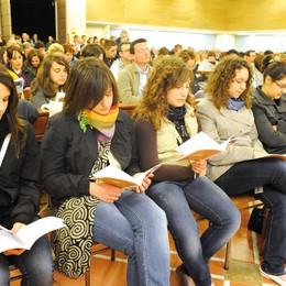 Mille giovani riuniti per seguire Gesù