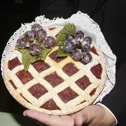 """Vino, biscotti e la torta Vittorina avranno il marchio di """"garanzia"""""""