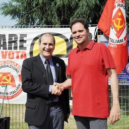 Ferrero fa il mattatore a San Giuliano: «I referendum una battaglia di civiltà»