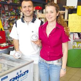 I cani golosi adesso sono serviti: a San Martino il gelato per Fido