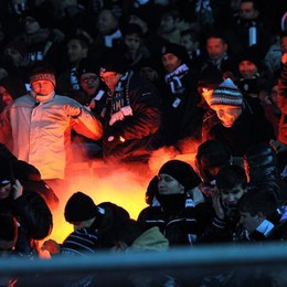 Tifoso della Bassa ferito allo stadio