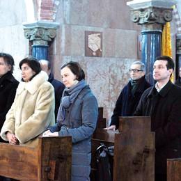 I giornalisti hanno festeggiato in cattedrale il loro patrono