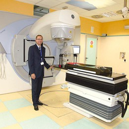 Radioterapia di nuovo bloccata