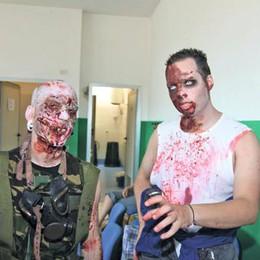 """Al """"ciak"""" c'è un esercito di zombie"""