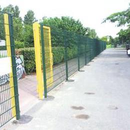 Parco blindato al Serenella