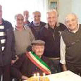 Mediglia, Giuseppe festeggia 104 anni