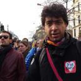I lodigiani a Parigi per condannare gli attentati