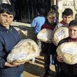 Da S. Giuliano un aiuto per i bimbi siriani