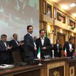 Maxi commessa in Iran per la Vitali di Peschiera Borromeo