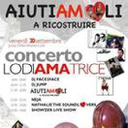 Lodi per Amatrice, venerdì 30 concerto in piazza Vittoria