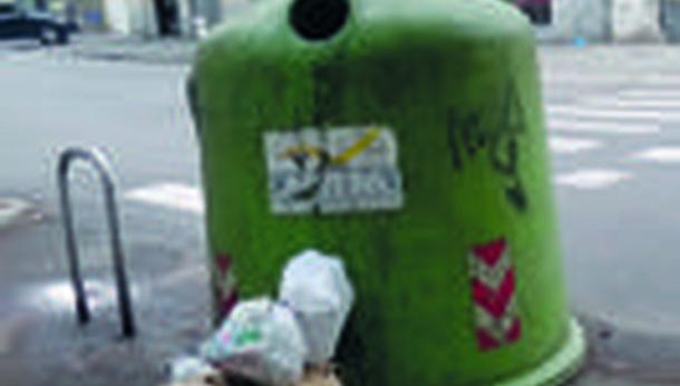 Raccolta rifiuti, i problemi ci sono, ma non è stato un fallimento