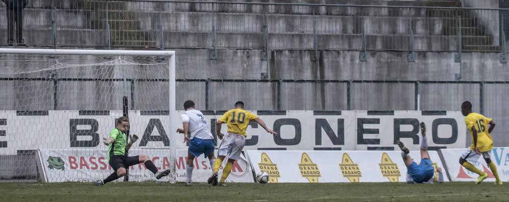 Zingari fulmina la Sestese, tre punti d'oro per il Cavenago Fanfulla