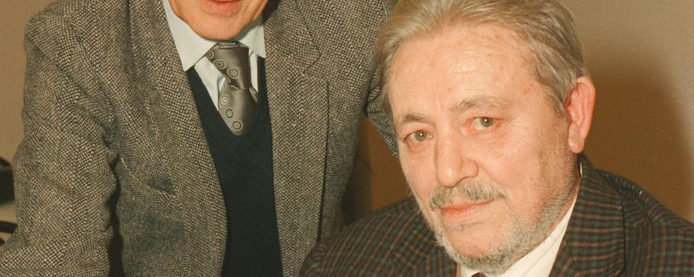 Gioann Brera, l'inventore del centravanti