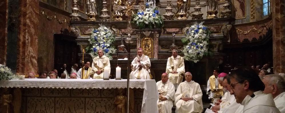 Monsignor Miragoli a Mondovì: «Confido nei giovani per guidarci verso il futuro»