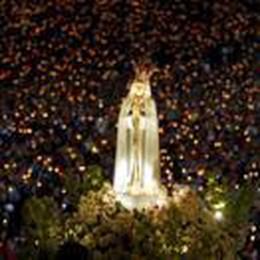 A Fatima con il Vescovo Maurizio