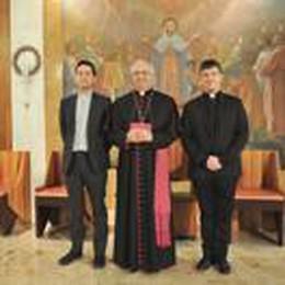 La chiesa lodigiana in festa per due nuovi sacerdoti