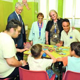 Cerchiamo nuovi volontari per i pazienti pediatrici