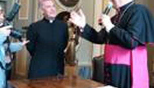 Don Egidio Miragoli nominato vescovo di Mondovì