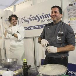 Codogno: in fiera anche l'esibizione degli chef
