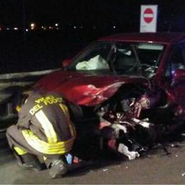 Incidente a Mairago, traffico bloccato sulla via Emilia
