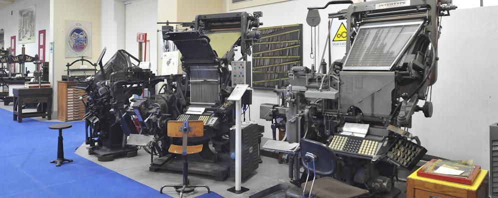 """Il Museo della Stampa, una """"bottega"""" per l'arte tra disegno e incisione"""