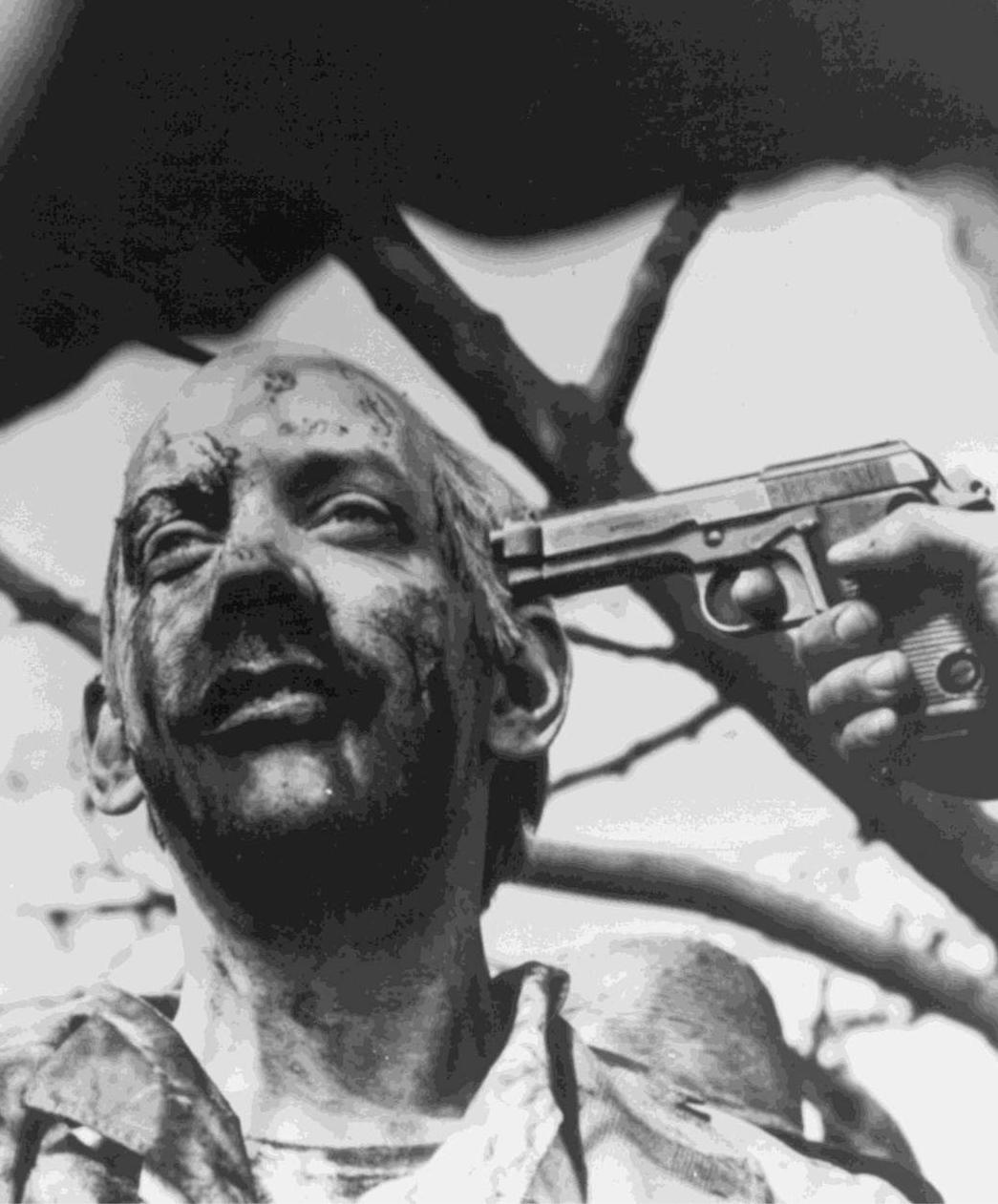 "Una scena da ""Novecento"" di Bernardo Bertolucci"