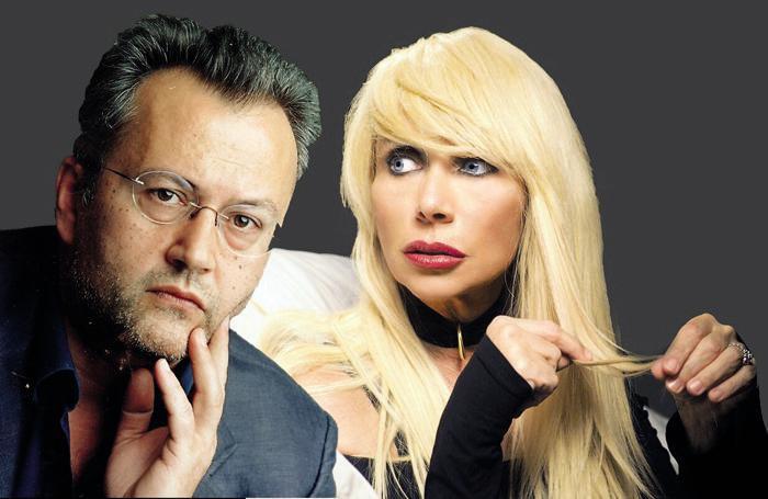 Sabina Negri porta Brera sul palco con Bebo Storti