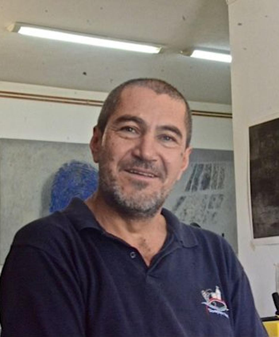 Zoran in una foto recente