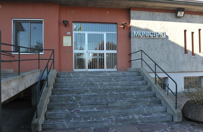 Il municipio di Terranova