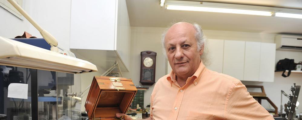 Esposizione di orologeria antica per sviluppare il turismo a Sant'Angelo