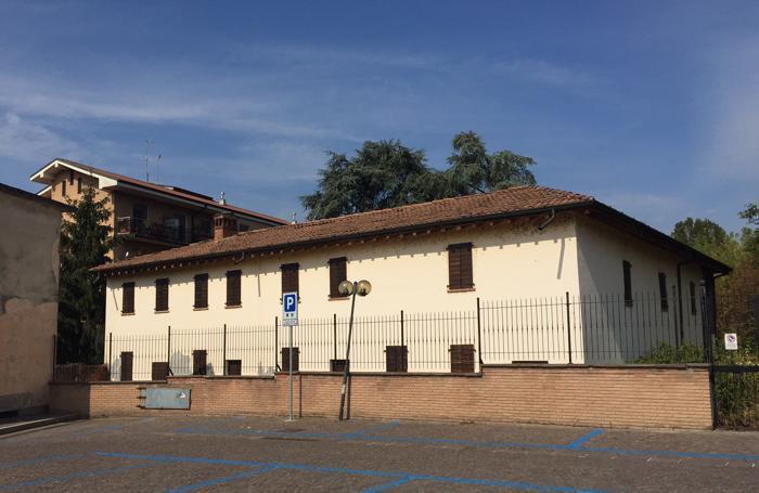 Cascina Ortaglia a Sant'Angelo Lodigiano