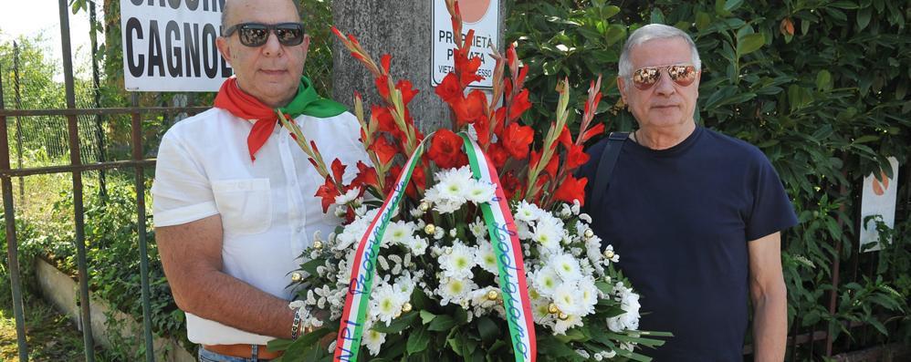 Il territorio non dimentica le vittime di Villa Pompeiana e Cascina Cagnola