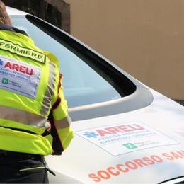 Grave incidente sulla via Emilia a Secugnago