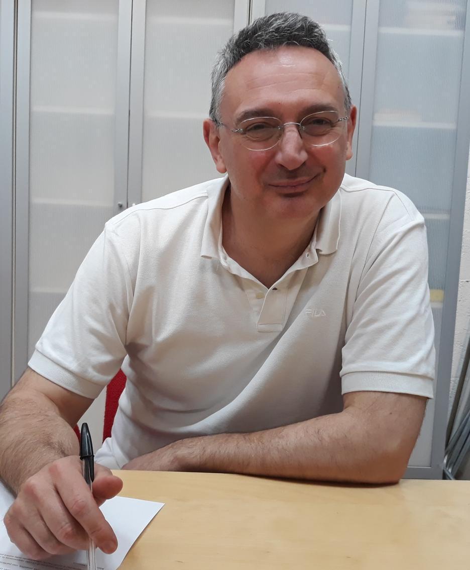 Alessandro Meazza di Legambiente