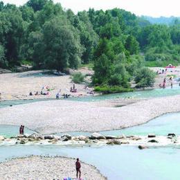 Raffica di divieti sul fiume Adda, ma in pochi li rispettano