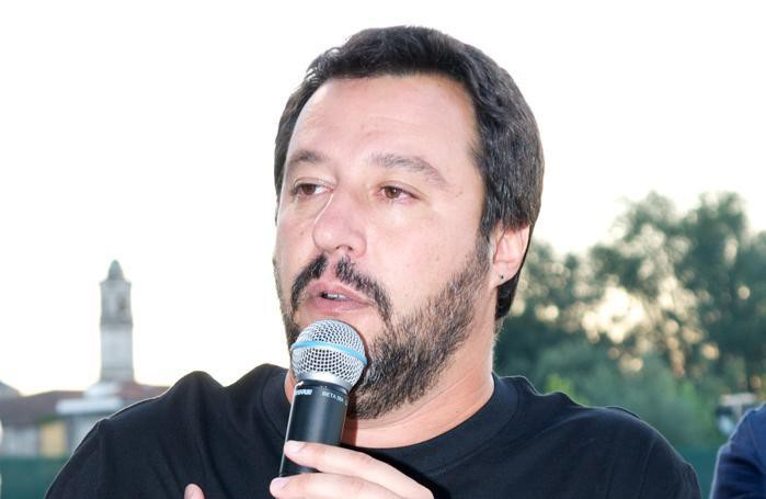 Salvini a Lodi
