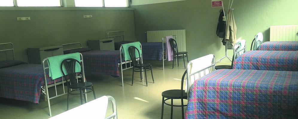 Emergenza freddo, cento senzatetto accolti nei dormitori Caritas