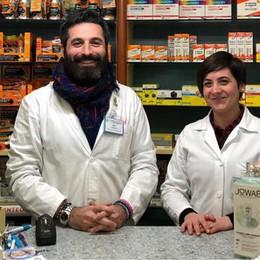 """Il farmacista di Secugnago """"salva""""  un cliente"""