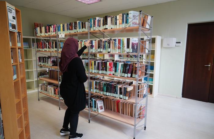 La biblioteca di Castelgerundo