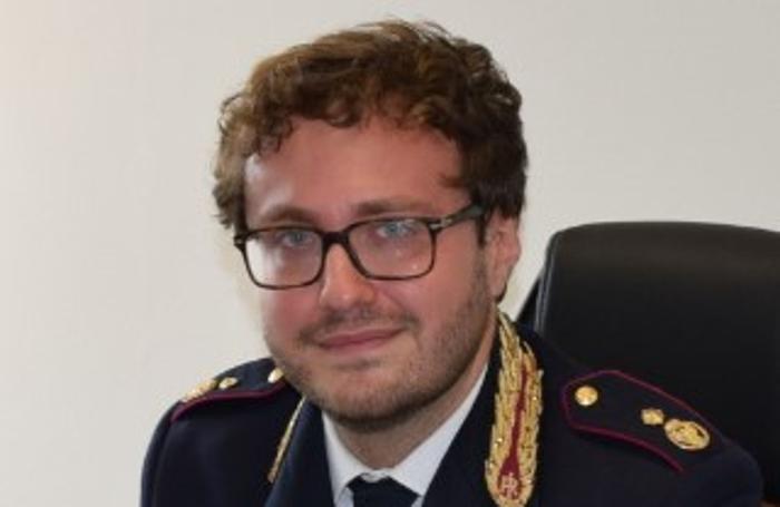 Michele Saglio, dirigerà l'ufficio di gabinetto e la Digos