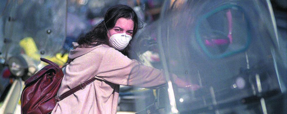 Laboratori mobili per misurare l'inquinamento dell'aria a Sant'Angelo