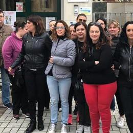 A Turano scatta la protesta per le maestre licenziate
