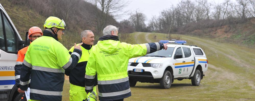 """La Protezione civile mobilitata per l'operazione """"Fiumi sicuri"""""""