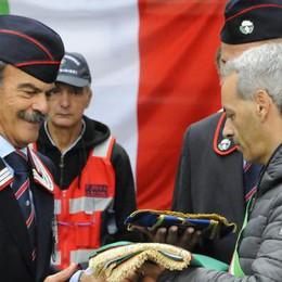 Carabinieri in festa a Casalmaiocco - VIDEO