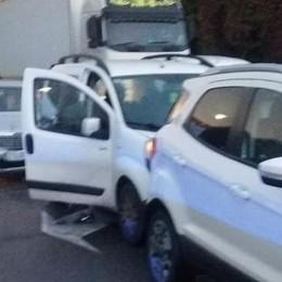 Due incidenti in mezz'ora: Paullese in tilt fra Spino e Zelo
