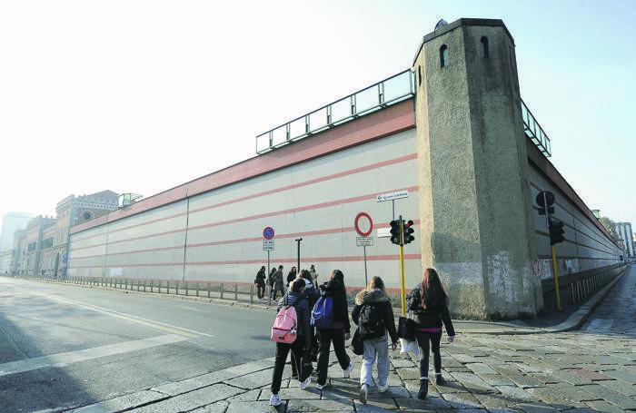 Il carcere milanese di San Vittore