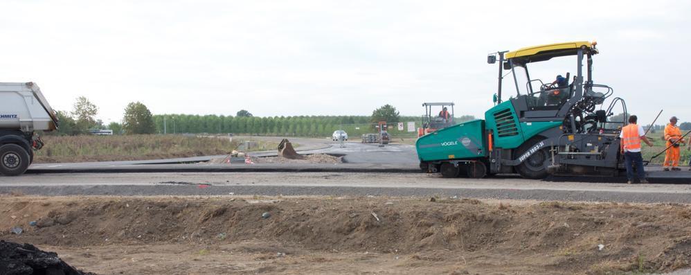 Ospedaletto: conto alla rovescia per il nuovo ingresso in autostrada