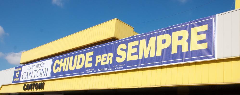 Sant'Angelo, arriva al capolinea l'avventura di Cantoni