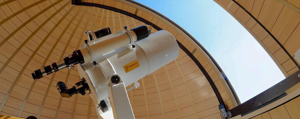 """Mairago, sabato l'""""open day"""" all'Osservatorio astronomico"""